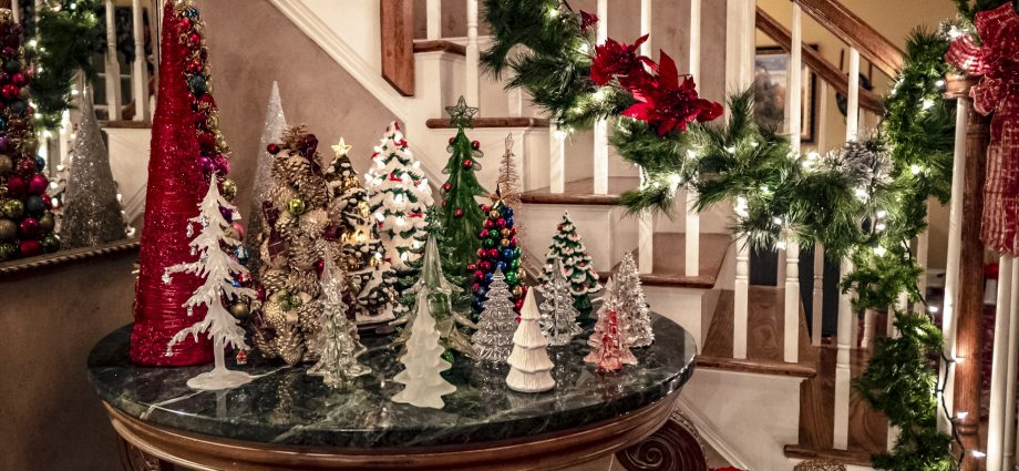Christmas Party Tree Decorations