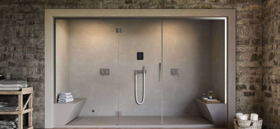 Steam Shower Design
