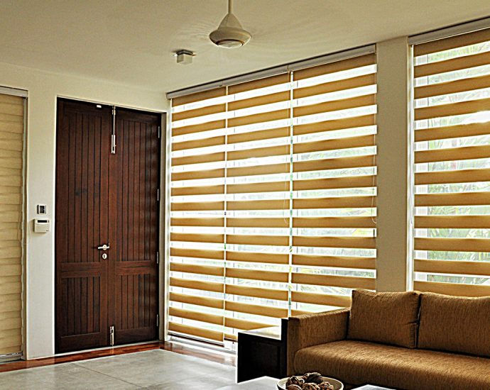 zebra blinds price