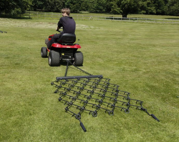 heavy duty chain harrow