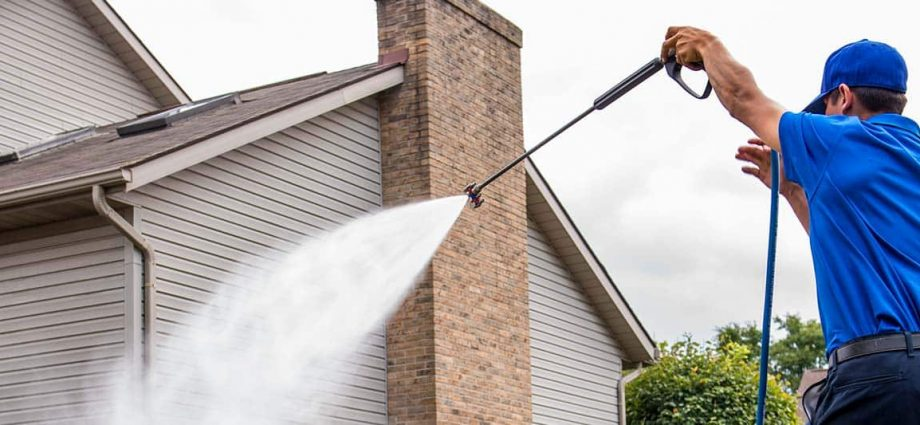 power washing services